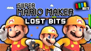 Super Mario Maker LOST BITS | Unused and Cut Content (ft. DGR) [TetraBitGaming]