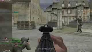 Call of duty 2 multiplayer gameplay part 2