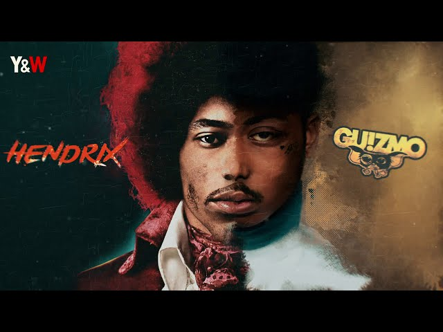 Guizmo - Hendrix (Lyric video officielle)