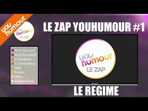 Le ZAP Youhumour #1 - Le régime