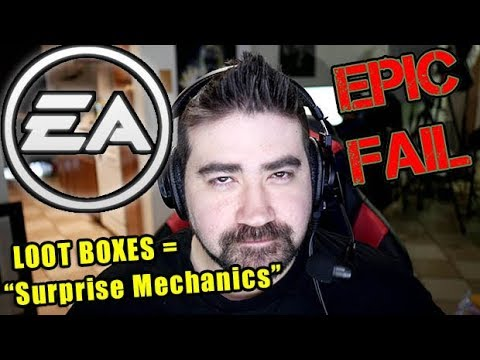 EA & Epic's
