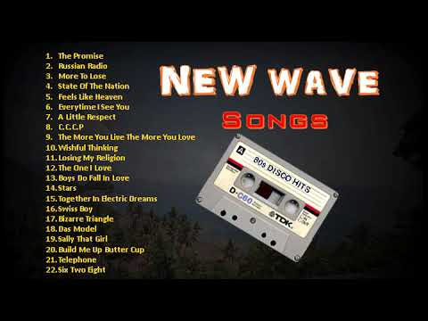 New Wave ❤️New Wave Songs ❤️Disco New Wave 80s 90s Songs