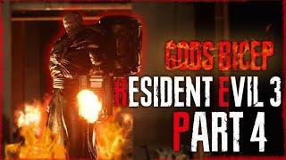 Resident Evil 3 PC HARDCORE MODE 1080p 60fps Part 4