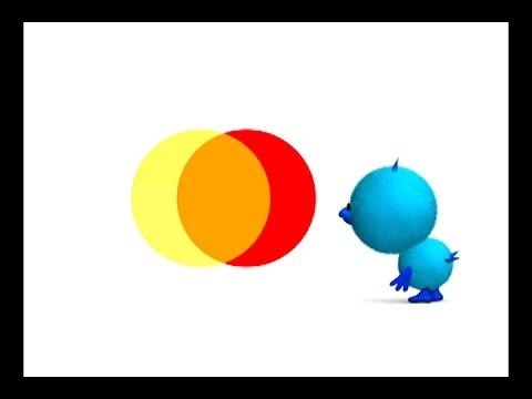 Aprende los colores video educativo para ni os el color - Como conseguir color naranja ...