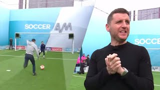 Josh Warrington and Alex Bruce team up for Soccer AM Pro AM!