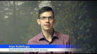 Arpo Kullerkupp selgitab kindlustusühistuga liitumise põhjuseid