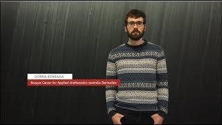 """Zientzialari 93 - Gorka Kobeaga """"Ibilbideen optimizazioa arlo zabala eta aplikazio  anitzakekoa da"""""""