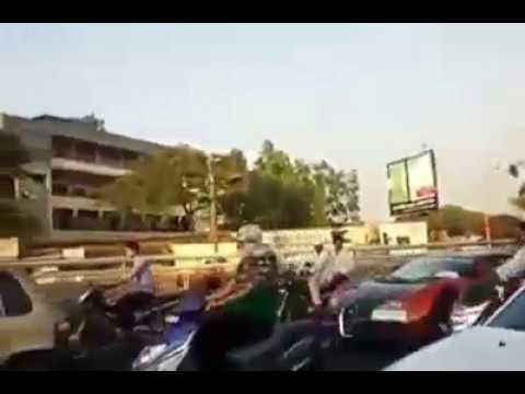 Buggati  Veyron in india (Indore)