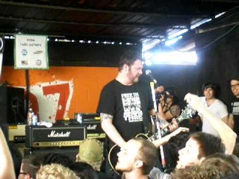 Dillinger Four SXSW 2009