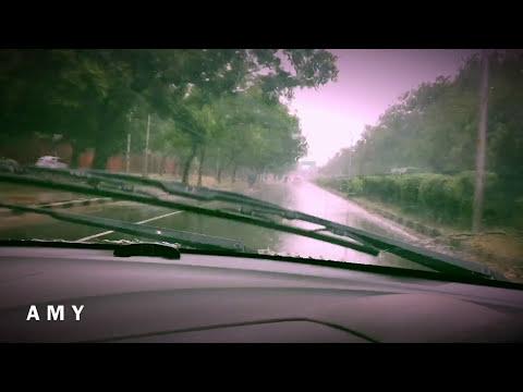 Chandigarh Raining Today | Chandigarh weather | Chandigarh Roads Mp3