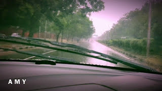 Chandigarh Raining Today | Chandigarh weather | Chandigarh Roads
