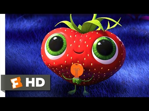Cloudy with a Chance of Meatballs 2 - Barry the Berry Scene  (2/10) | Movieclips
