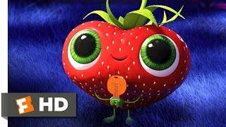 Cloudy with a Chance of Meatballs 2 - Barry the Berry Scene  (2/10) | Movieclips thumbnail
