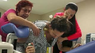 Ahmet Orman bebek doğum klibi Op Dr Mine Erdoğan Yılmaz