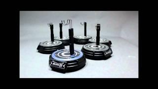 Hot Toys - Action-TT Power Illuminated Turntable Figure Stand