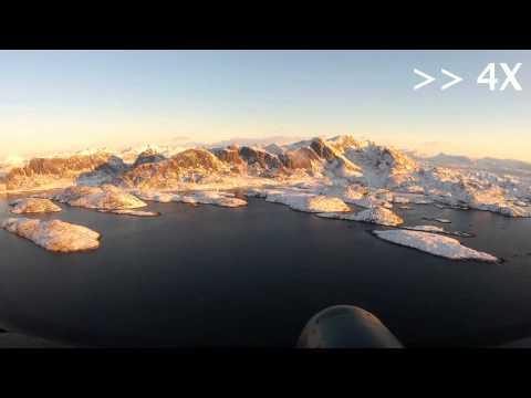 Take-off Og Landing I Maniitsoq