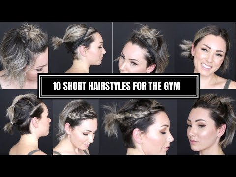 10-ways-to-style-short-hair-for-the-gym