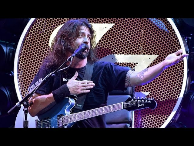 Foo Fighters Perform For Fans After Their Viral Video Made Dave Grohl Cry