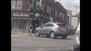 SHE WAS DISTRACTED! | Bad Drivers of Chicago: Compilation #21