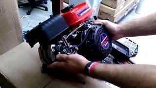 Motor estacionário Mitsubishi acelerador