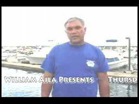 William Aila Presents Promo