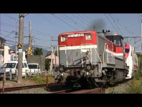 台湾鐵路管理局(Taiwan Railways Administration)向けTEMU2000形甲種輸送