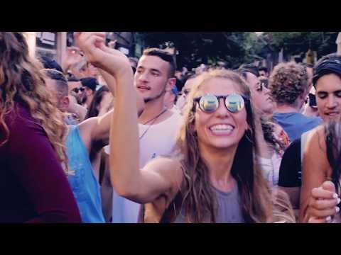 Jerusalem Street Party - WARRIORS - Promo