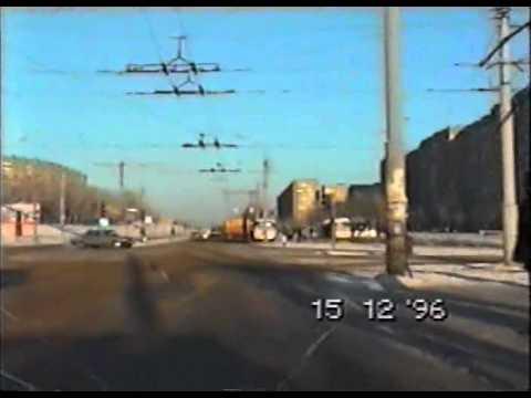 Минск 1996г: Рокоссовского-Плеханова-Партизанский