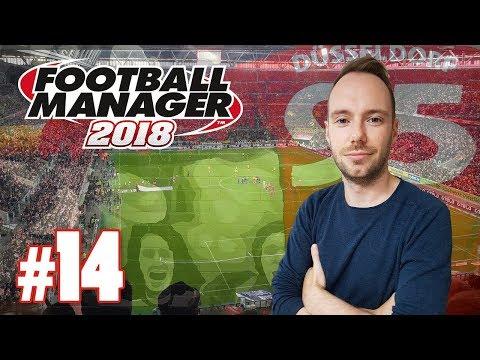 Let's Play Football Manager 2018 #14 - 1. FC Nürnberg auswärts