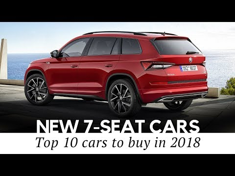 10 New 7-Seat SUVs for Big Familes in 2018 (Interior and Exterior Review)