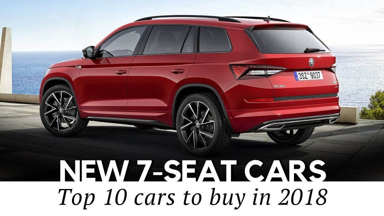 10 New 7 Seat SUVs For Big Familes In 2018 (Interior And Exterior Review)