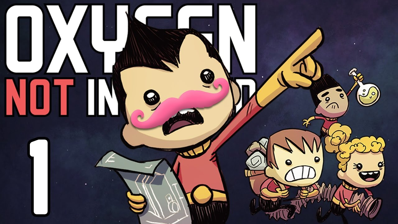 Oxygen Not Included | Part 1 | MARKIPLIER DIES IMMEDIATELY