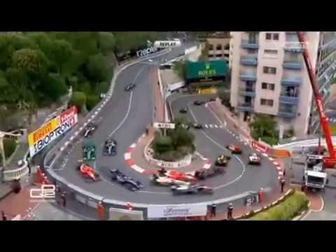 Rio Haryanto Crash Accident Monte Carlo, Monaco