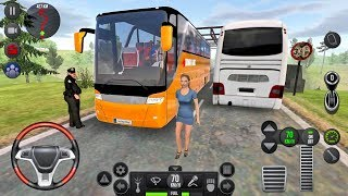 Gambar cover Bus Simulator Ultimate #9 😜 Let's go to Paris! Android gameplay