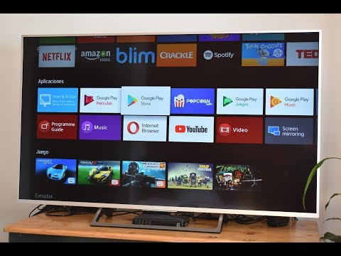 Cómo instalar Google Play Store en tu Smart TV Sony y descargar apps