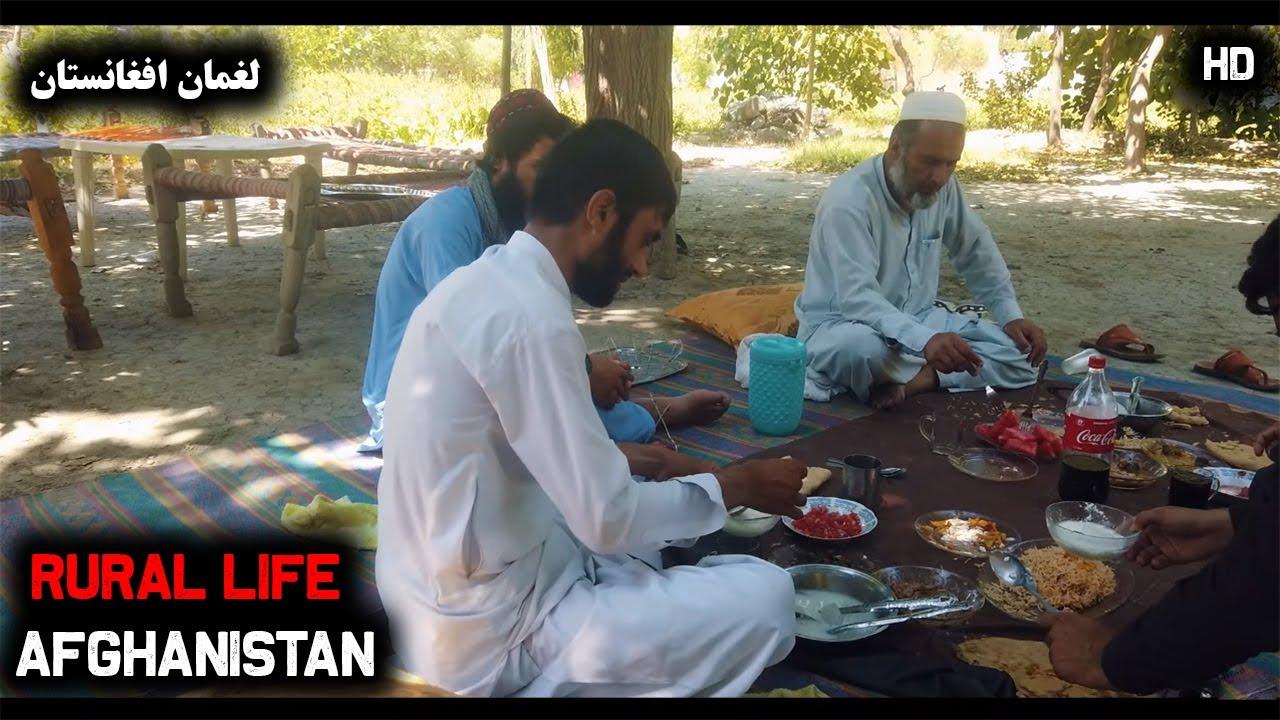 Rural life Afghanistan | Laghman Province | Qarghai District | 2020 | HD
