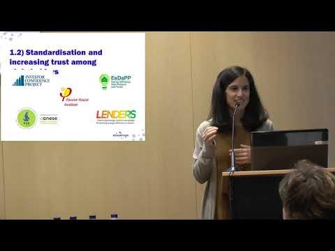 Joana Mundó: Financial strategies for energy refurbishment of buildings