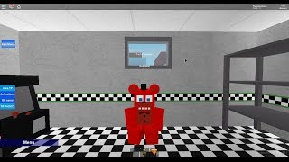 Roblox FN@F | Red-Bear's Awakening [Part 1]