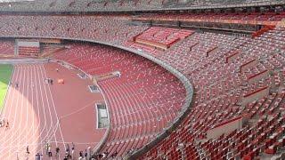 Суперсооружения: Олимпийский стадион в Пекине. National Geographic. Наука и образование