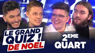 Le Grand Quiz de Noël 2019 - Deuxième Quart de finale