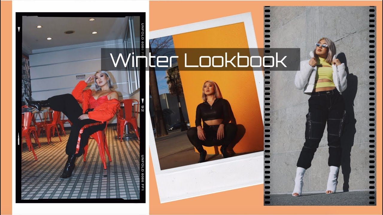 [VIDEO] - Winter Baddie Lookbook | mereheartsyou 4