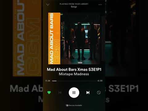 Cgm( Digga D X Jsav X ZK) Mad About Bars