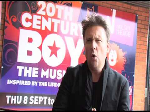 Introducing 20th Century Boy - Director Gary Lloyd