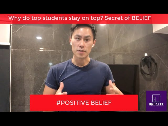 Why do Top IB students stay on top? The Secret of BELIEF (The IB Student Show)