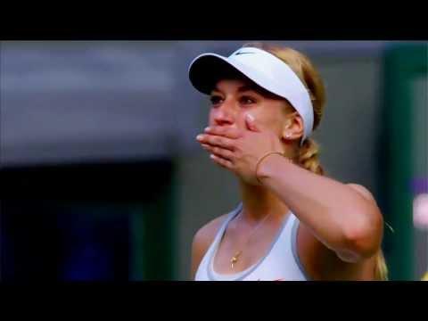 Sabine Lisicki's road to the Wimbledon 2013 Final