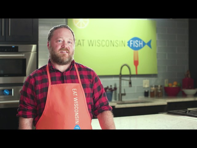 Eat Wisconsin Fish: Quick Pan-fried Fish with Lemon Butter Sauce