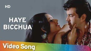 Haye Bicchua | Jheel Ke Us Paar (1973) | Dharmendra | Yogeeta Bali | Popular Asha Bhosle Hits