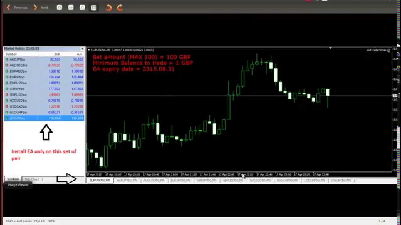 binary option mt4 indicators on mt511