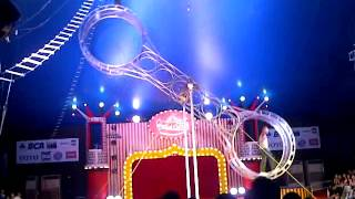 The Great World Circus - Wheel of Death 1 @ Summarecon Mal Serpong, 4th May 2013