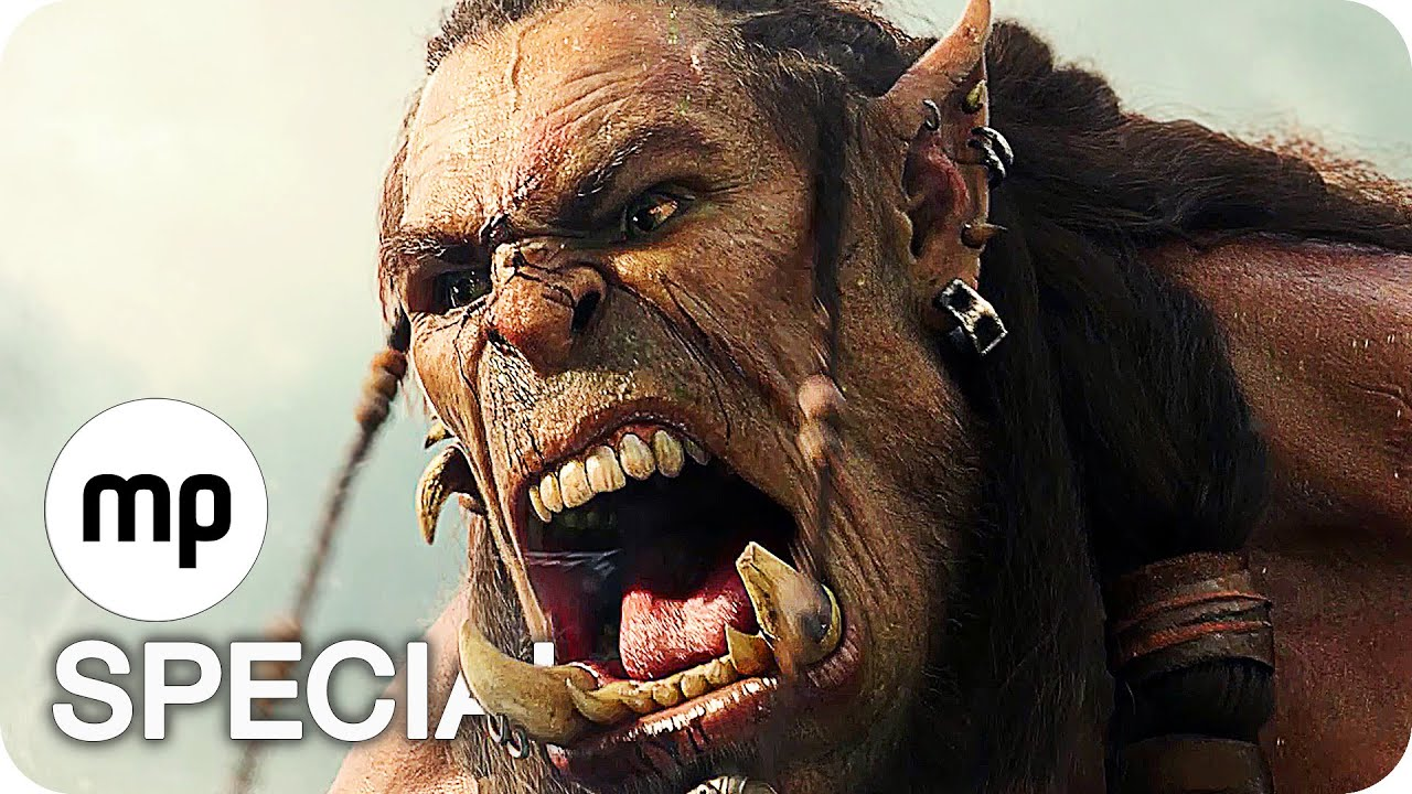 warcraft trailer german